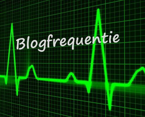blogbureau-blogfrequentie