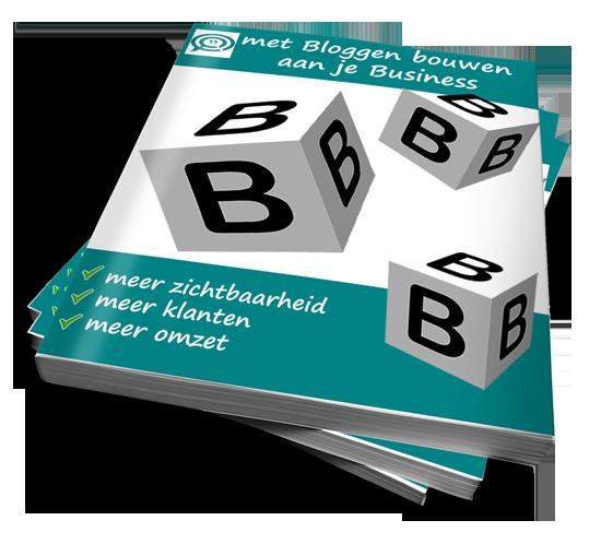 E-book Bloggen Bouwen voor je Business