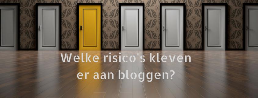 Blogbureau-risico-bloggen