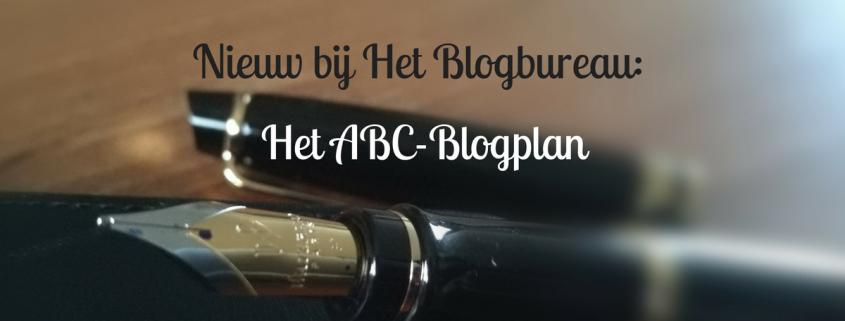 Het ABC-Blogplan