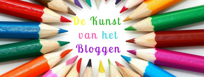 De Kunst van het Bloggen