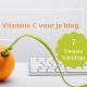 Vitamine C voor je blog zeven simpele schrijftips